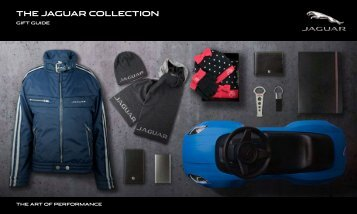 Jaguar Gift Guide