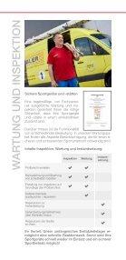 Wartung & Inspektion Kübler Sport - Page 2