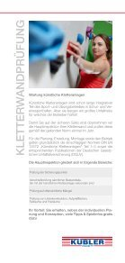 Wartung & Inspektion Kübler Sport - Page 3