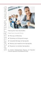 Wartung & Inspektion Kübler Sport - Page 5