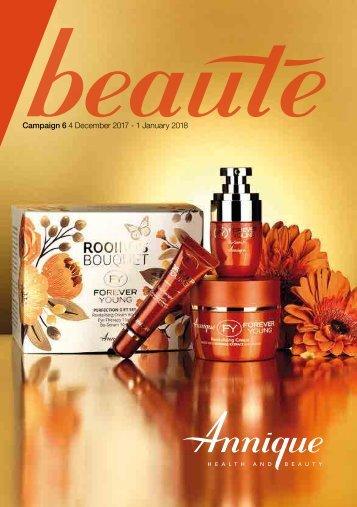Beaute - Campaign 6 - December 2017
