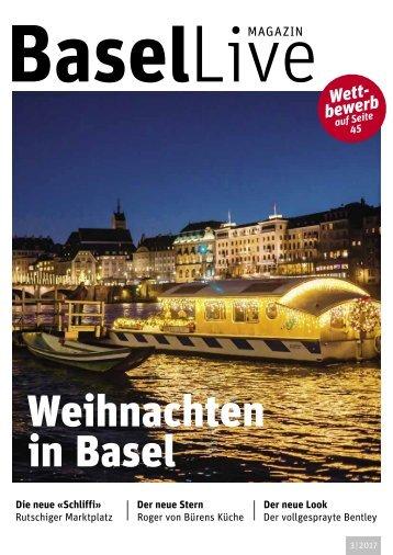 Basel Live Magazin 3/2017