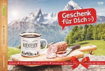 Geschenk für Dich :-) Katalog Edition 17/2018
