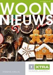 Xtra Makelaardij Woonnieuws #41, december 2017