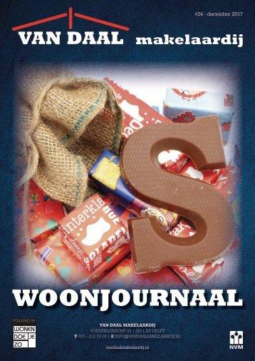 Van Daal Woonjournaal #24, december 2017