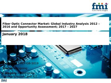 Fiber Optic Connector Market