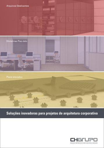 Catalogo_Institucional_CH Grupo_2014