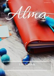 Lookbook Alma