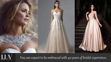 Luv Bridal and Formal