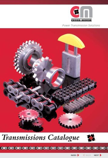 Transmissions Catalogue - OPIS Engineering