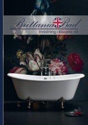 Brittania bad katalog 2017