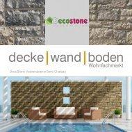 Mathios DecoStone Serie Chateau Verblendsteine