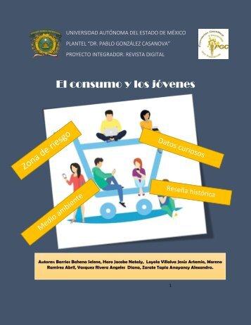 REVISTA: EL CONSUMO Y LOS JOVENES