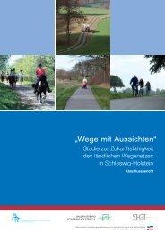 """4 """"Wege mit Aussichten"""" - Schleswig-Holsteinischer Gemeindetag"""