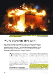 WDVS-Brandliste ohne Wert
