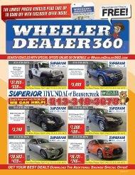 Wheeler Dealer 360 Issue 47, 2017