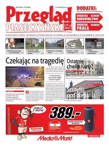 Przegląd Piaseczyński, wydanie 173