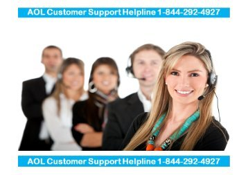 Contact AOL Customer care team support for AOL Email.
