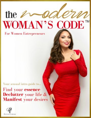 The Modern Woman's Code - Intro Guide - Magazine (1)