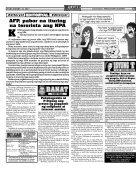 NOVEMBER 22, 2017 BULGAR: BOSES NG PINOY, MATA NG BAYAN - Page 3