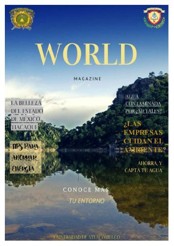 REVISTA DIGITAL WORLD MAGAZINE1