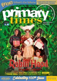 Primary Times Leicestershire Winter 2017