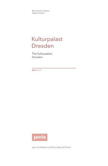 gmp FOCUS - Kulturpalast Dresden