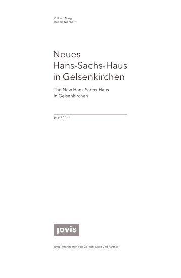 gmp FOCUS - Hans-Sachs-Haus in Gelsenkirchen