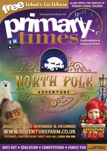 Primary Times Staffordshire Winter 2017