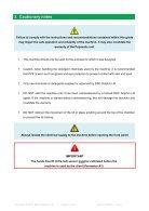 V25.1 Software Guide Panamatic Mini, Midi, Optima 2 v1.5 - Page 4