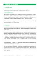 V25.1 Software Guide Pulpmatic Ultima  Eco Uno Incomatic V1.6 - Page 3