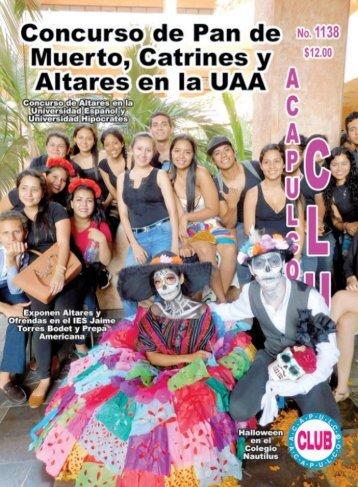 Revista Acapulco Club 1138