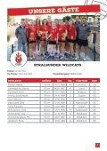 Spieltagsnews Nr. 4 gegen Stralsunder Wildcats - Seite 7