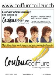Coiffure Couleur GmbH