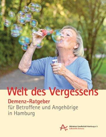 Welt des Vergessens - Demenz-Ratgeber Hamburg