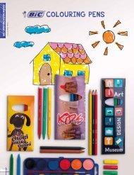 Farbstifte, Buntstifte als Werbemittel, individuell bedruckbar