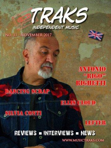 TRAKS MAGAZINE 011