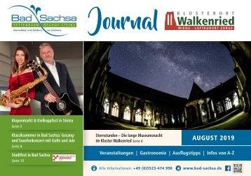 Gaestejournal Bad Sachsa und Walkenried