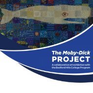 The Moby-Dick Project Catalogue