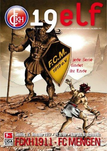 FCKH19elf • № 08 • Saison 2017/18