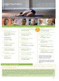 Revista Yoga + (Edición 75) - Page 3