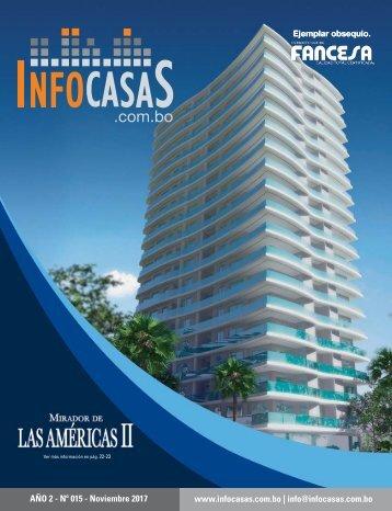 Revista InfoCasas Bolivia - Noviembre 2017