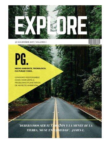 Revista Digital Explore