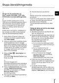 Sony VPCF24M1R - VPCF24M1R Guide de dépannage Danois - Page 7