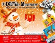 Revista Descubre Monterrey Edición 84