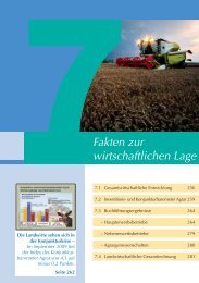 Fakten zur wirtschaftlichen Lage - bauernverband-uer.de
