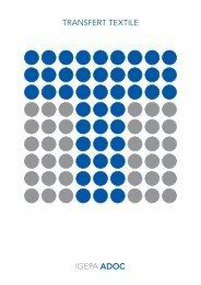 Igepa Adoc AG - Transfert Textile