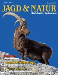Jagd & Natur Ausgabe Dezember 2017 | Vorschau