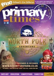 Primary Times Derbyshire Winter 2017