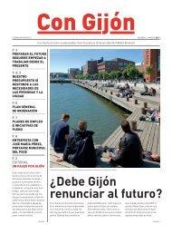 Con Gijón- Nº2: Marzo 2017